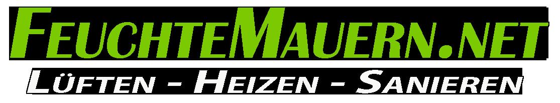 Feuchte Mauern-Logo